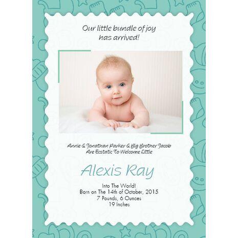 Greeting cards accessories new born new born baby new born baby nbb 2112 stopboris Gallery