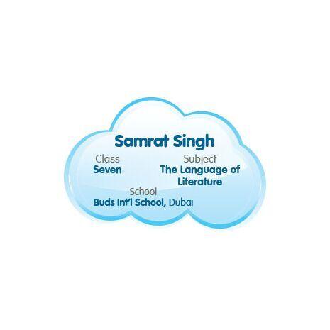 Personalised School Label 018