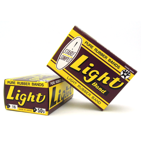 Light Pure Rubber Band 50g