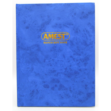 Amest Ruled Register 10 x 8 2Q