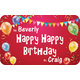 Personalised Gift Labels ST PGL 0015